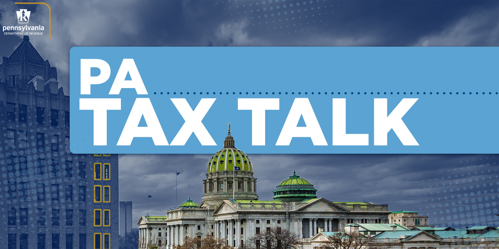 PA Tax Talk