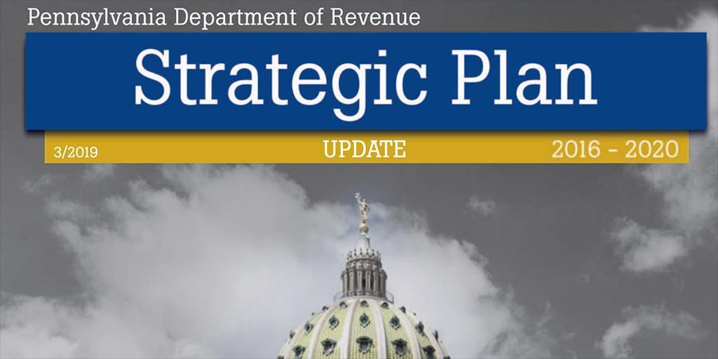 Department of Revenue tracks progress with update to strategic plan